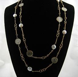 Custom antiquities jewelry